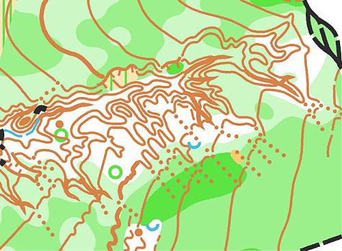 1. napi térkép